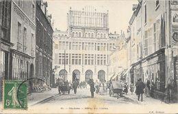 Orléans - Hôtel Des Postes - Carte R.M. Dos Simple N° 41 - Orleans