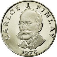 Monnaie, Panama, 5 Centesimos, 1975, U.S. Mint, FDC, Copper-Nickel Clad Copper - Panama