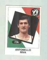 ANTONELLO RIVA...ITALIA.....PALLACANESTRO..VOLLEY BALL - Trading Cards