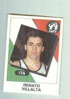 RENATO VILLALTA.....ITALIA.....PALLACANESTRO..VOLLEY BALL - Trading Cards