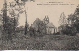 22 MATIGNON   Antique Chapelle De Montbram - Otros Municipios