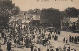 44 LA BAULE  La Place De La Chapelle - La Baule-Escoublac