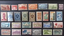 Colonies Françaises - 100 Timbres Neufs Tous Diffèrents - Lots & Kiloware (mixtures) - Max. 999 Stamps