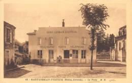33 - Gironde - Divers / 10002 - Saint Germain D' Esteuil - La Poste - France