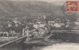 Carjac 46 - Vallée Du Lot - Vue Générale - Oblitérations Salviac Mouguerre 1912 - Unclassified
