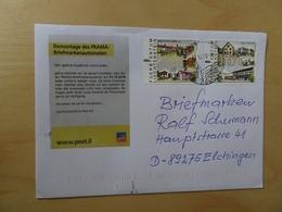 Liechtenstein ATM Automat Mauren Letzter Tag (9468) - Liechtenstein