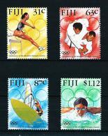 Fiji Nº Yvert 783/6 En Nuevo - Fiji (1970-...)