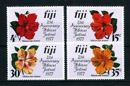 Fiji Nº Yvert 356/9 En Nuevo - Fiji (1970-...)