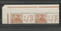 Berlin / Zusammendrucke. 2 X Nr. W 25** Postfrisch - Berlin (West)