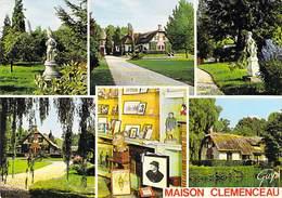 77 - Moret Sur Loing - La Grange Batelière - Maison Clemenceau. 1976 - Moret Sur Loing