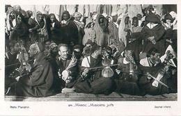 Cpa MAROC - Musiciens Juifs - Photo Flandrin 124 - Sonstige