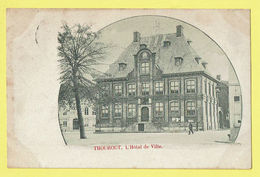 * Torhout - Thourout * (Wereldpostvereeniging) Hotel De Ville, Stadhuis, Town Hall, Rare, Old, Unique, TOP - Torhout