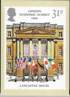 INGHILTERRA - LONDON ECONOMIC SUMMIT  - EDIT. HOUSE OF QUESTA - NUOVA - Francobolli (rappresentazioni)