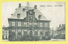 * Torhout - Thourout * (Edit Th. Samyn De Borchgrave) Stadhuis, Hotel De Ville, Town Hall, Animée, Unique, TOP - Torhout