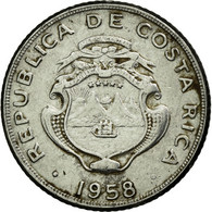 Monnaie, Costa Rica, 5 Centimos, 1958, TTB, Stainless Steel, KM:184.1a - Costa Rica