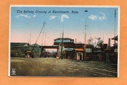 Kobe Japan 1912 Postcard - Kobe