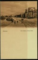 Ref 1247 - Super Early Postcard - Foro Italico E Porta Felice - Palermo Sicily Italy - Palermo