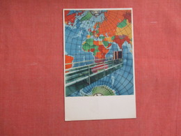 Mapparium Christian Science Publishing House Boston Ref 3105 - Postcards