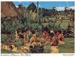 (6666) Fiji Islands - Yagona Ceremonie - Fidji