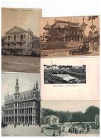 Brussel - Bruxelles : Mooi Lot Van 100 Oude Postkaarten / Beau Lot De 100 Cartes - Cartes Postales