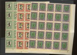 SUISSE  25 X 3 Val Yv. 218-219-220 Cotées 3,50 Euros  Vendu à 10% Du Prix - Switzerland