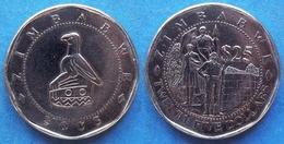 """ZIMBABWE - 25 Dollars 2003 """"military Monument"""" KM# 15 - Edelweiss Coins - Zimbabwe"""