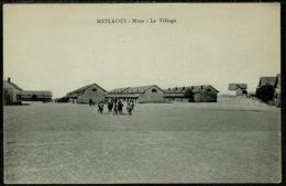 Ref 1248 - Early Postcard - Phosphate Mine Village - Metlaoui Tunisia - Tunisia