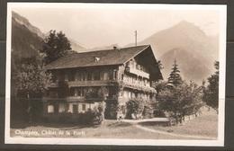 Carte P ( Suisse / Champéry ( Châlet De La Forêt ) - VS Valais