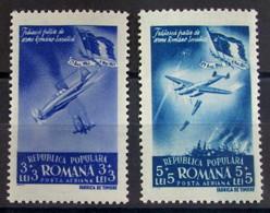 Rumanía Aéreo 47/8 ** - Aéreo