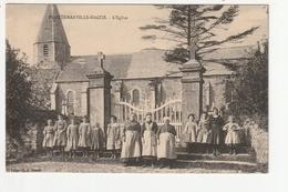 FLOTTEMANVILLE HAGUE - L'EGLISE - 50 - Autres Communes
