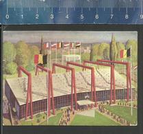 VICTORIA EXPOSITIONS D'HIER ET AUJOURD'HUI TENTOONSTELLINGEN VROEGER EN NU N° 100 BRUXELLES BRUSSEL 1958 (logo Expo 58) - Victoria