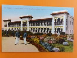 Rabat - Hopital Marie Feuillet - Un Grand Pavillon - Rabat