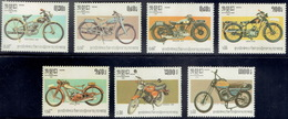 Cambodia 1985, 100 Years Motorcycles - Cambodja