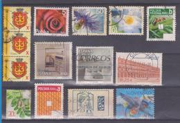 LOTE DE SELLOS USADOS  / LOT OF USED STAMPS   S-1766 - Sellos