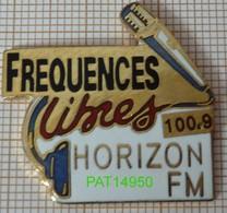 RADIO HORIZON FM 100.9 FREQUENCES LIBRES En Version EGF - Médias