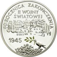 Monnaie, Pologne, 10 Zlotych, 2005, Warsaw, SPL, Argent, KM:554 - Pologne