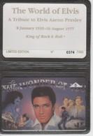 Belgique - Cartes Publicitaires - Elvis Presley - N° 304 - 505L - Belgique