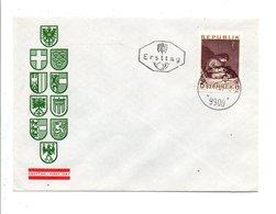 AUTRICHE FDC 1969 NOEL - FDC