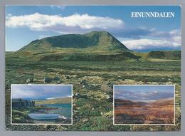 NO.- EINUNNDALEN. INNFELT, NAUST VED FUNDIN OG MARSLOEN. 1993. - Noorwegen