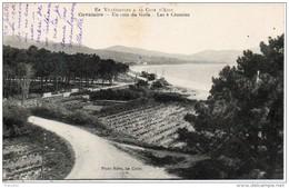 83. Cavalaire. Un Coin Du Golfe. Les 4 Chemins - Cavalaire-sur-Mer