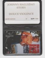 Belgique - Cartes Publicitaires - Johnny Halliday - N° 358 - 601L - Belgique