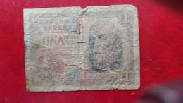 1 Peseta - Espagne - 1953 - [ 3] 1936-1975 : Régence De Franco