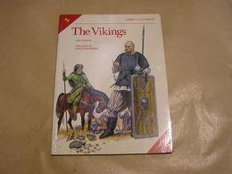 THE VIKINGS Ian Heath Histoire Viking Marine Archéologie Angleterre Scandinavie Drakkar Guerriers Viking Ship - Europa