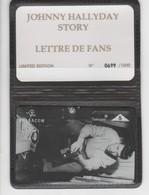 Belgique - Cartes Publicitaires - Johnny Halliday - N° 362 - 601L - Belgique