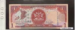 Banconota Trinidad & Tobago 1 Dollar - Trinidad & Tobago