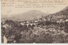 C.P. A. - VENCE - QUARTIER DU FONZERI ET DE LA LAVETTE - 1312 - NEURDEIN - CRETE - PARIS - Vence