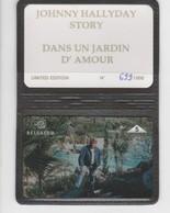 Belgique - Cartes Publicitaires - Johnny Hallyday - N° 434 - 605L - Belgique