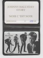 Belgique - Cartes Publicitaires - Johnny Hallyday - N° 382 - 602L - Belgique