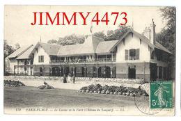 CPA - Le Casino De La Forêt Château Du Touquet En 1909 - LE TOUQUET PARIS PLAGE 62 Pas De Calais N°159 - L L Recto-Verso - Le Touquet