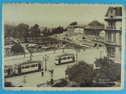 Bruxelles Jardin Botanique (tram) - Vervoer (openbaar)